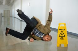 Resolving a Slip and Fall Personal Injury Claim