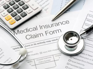 Medical Expenses Insurance Claim Personal Injury