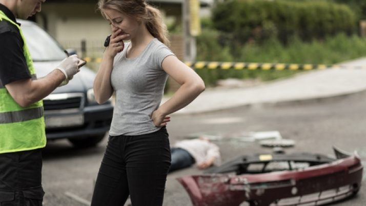 Car Accident Insurance Claim for Personal Injury