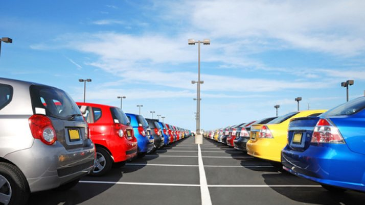 Car Accidents: On the Road v. Parking Lots
