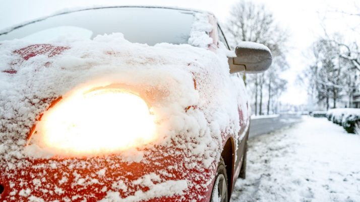 Winter Car Accidents: A Personal Injury Lawyer Can Help