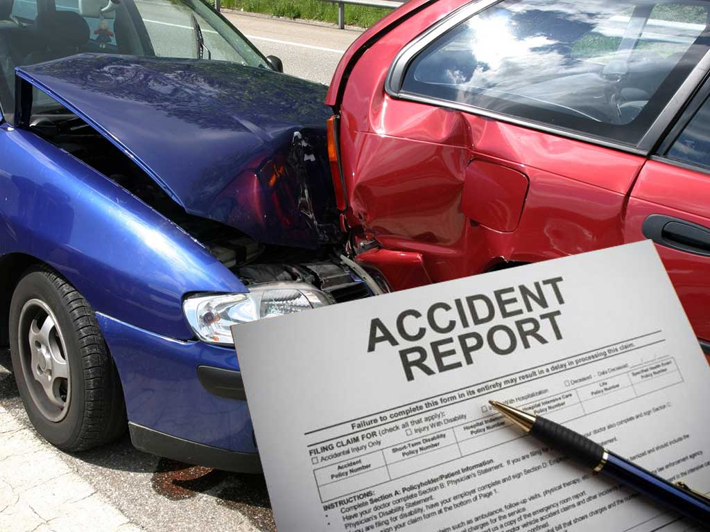Collision Reporting Centre: Call an Accident Lawyer First