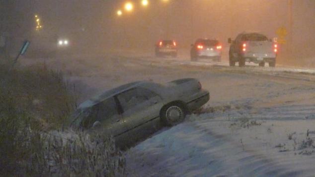 Ontario car accident