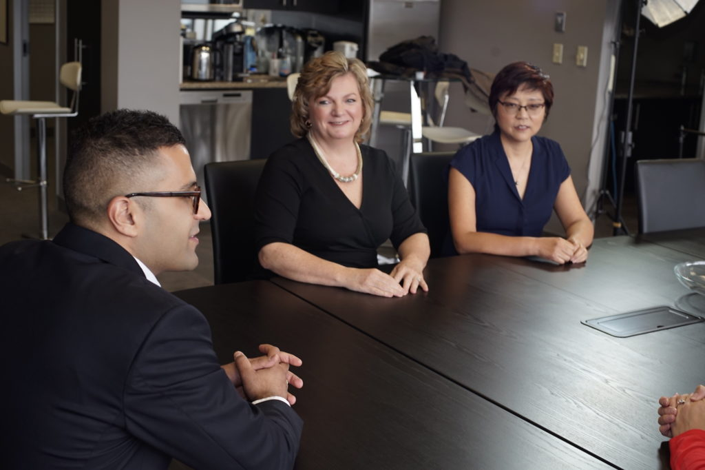 Personal Injury Lawyer Team
